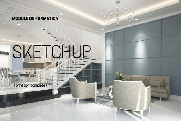 SketchUp / Formation complète