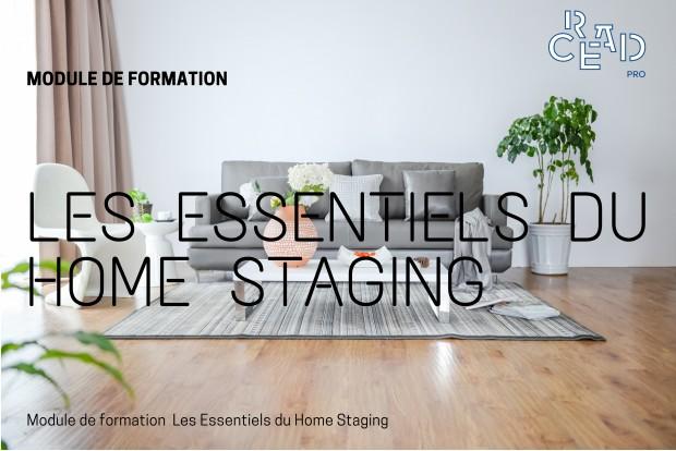 Les Essentiels du Home Staging